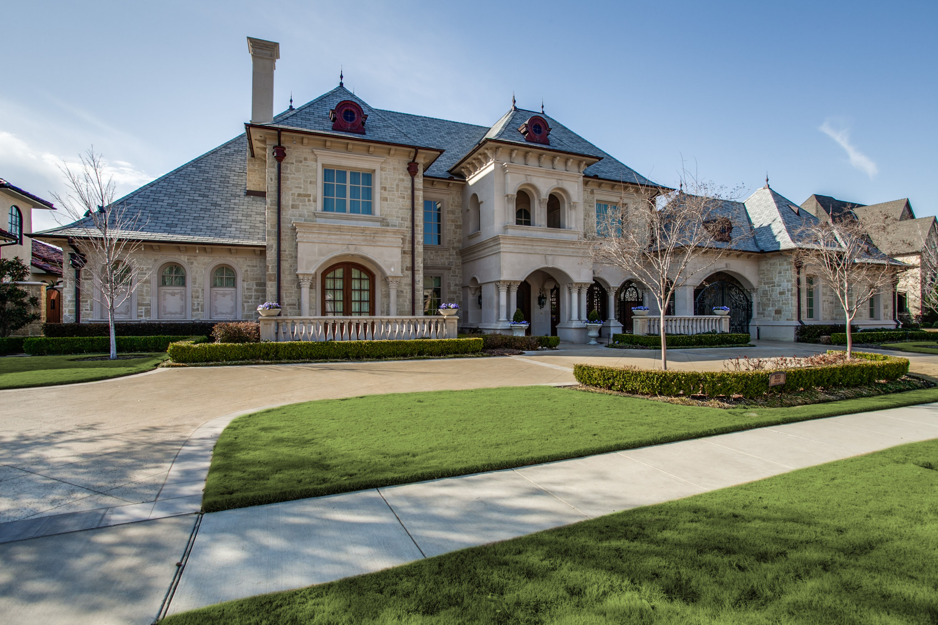 Victorian Style Mansions 2933 Belclaire Drive Frisco Tx 75034 I Doris Jacobs Real